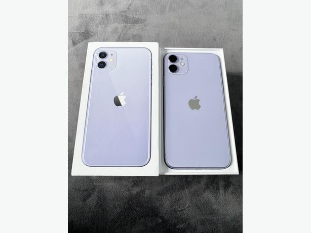Iphone 11 64GB unlocked to all networks Purple Boxed