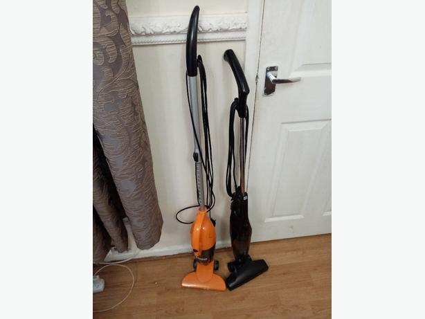 2 vacuums great condition