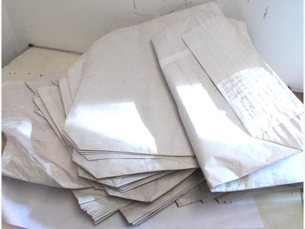 32x Paper Potato Sack 82cm x 56cm
