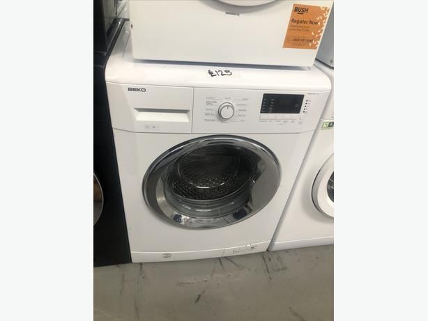 BEKO 8KG WASHING MACHINE - WHITE - PLANET 🌎 APPLIANCE