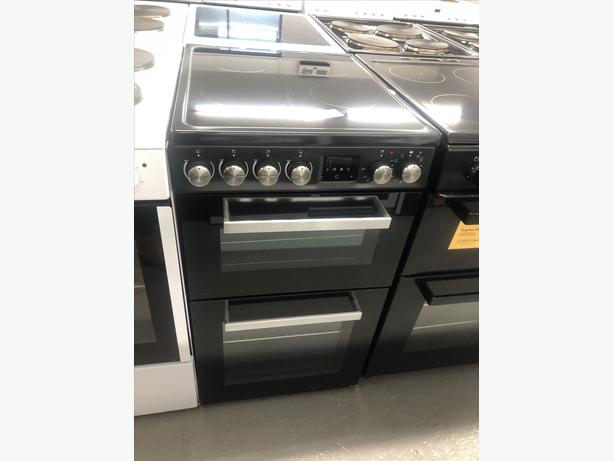 NEWWORLD 50CM ELECTRIC COOKER- BLACK - PLANET 🌎 APPLIANCE