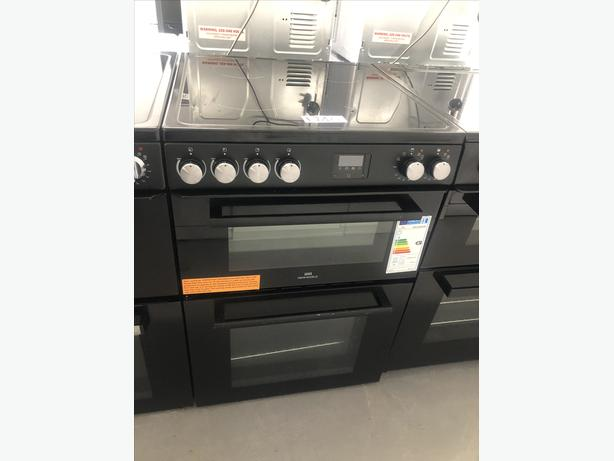 NEWWORLD 60CM ELECTRIC COOKER- BLACK - PLANET 🌎 APPLIANCE