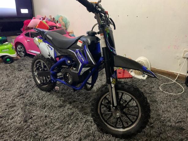 AP 2021 mini moto please read NO OFFERS