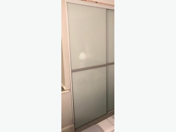 Opaque Sliding Wardrobe door