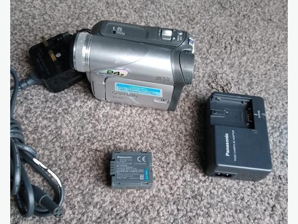 Panasonic Digital Camcorder Pal NV-GS17EB
