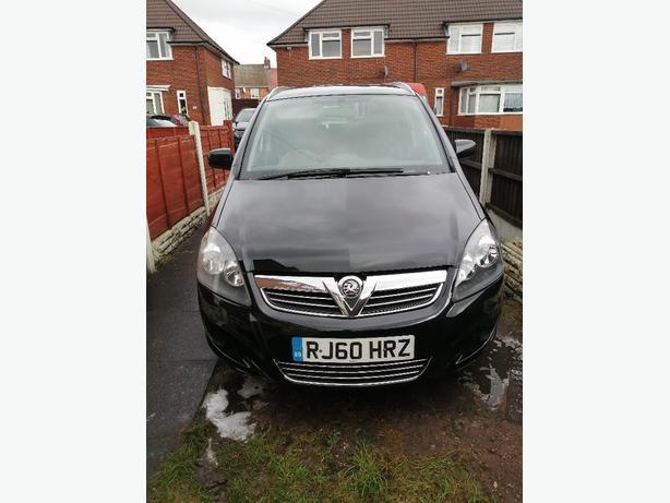 Vauxhall zafira b 1.7 ecoflex