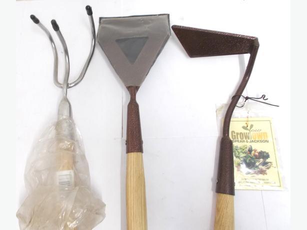 Set of 3 Gardening Tools