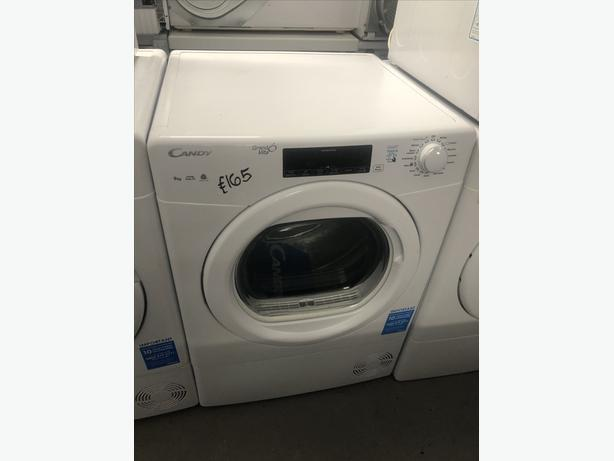 CANDY 8KG CONDENSER DRYER - PLANET 🌍 APPLIANCE