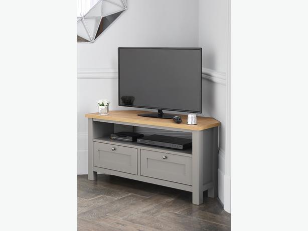NEXT MALVERN TV STAND/UNIT-BRAND NEW IN BOX