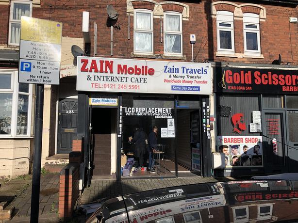 *B.C.H*-Retail Shop To Let-Alum Rock Road, ALUM ROCK