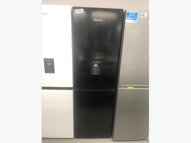 FRIDGEMASTER FRIDGE FREEZER- PLANET 🌎 APPLIANCE