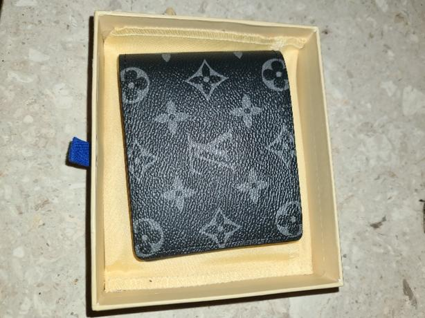 Louis Vuitton Monogram Eclipse Wallet