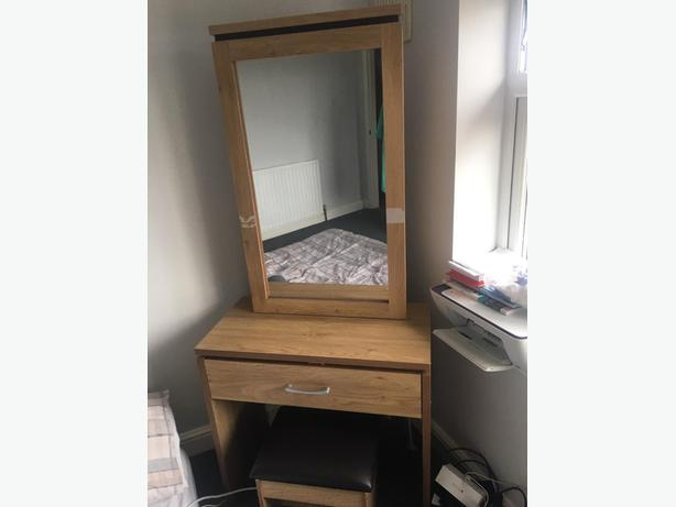 Dressing Table & Stool