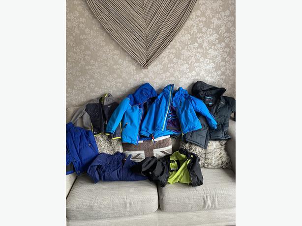 Boys coats bundle only £15