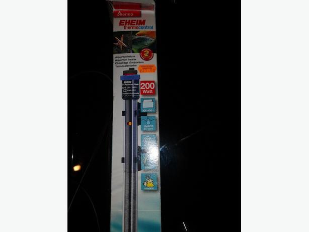200w fish tank heater