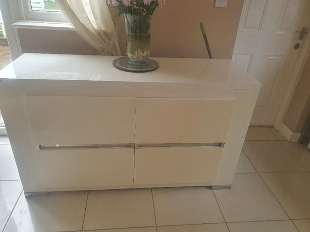 white side unit  **SOLD**