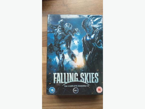 Falling Skies scifi complete seasons 1-3 3dvds