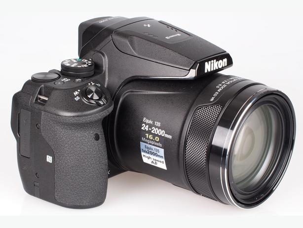 Nikon P900 + accessories