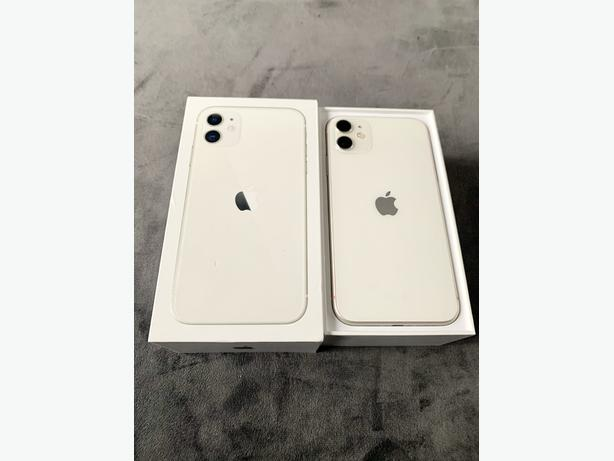 Iphone 11 64GB unlocked to all networks White  Boxed