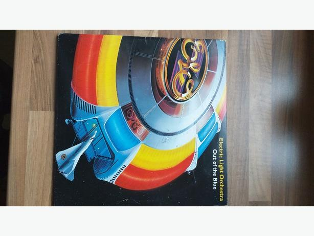 ELO...Out of the Blue ..double LPs