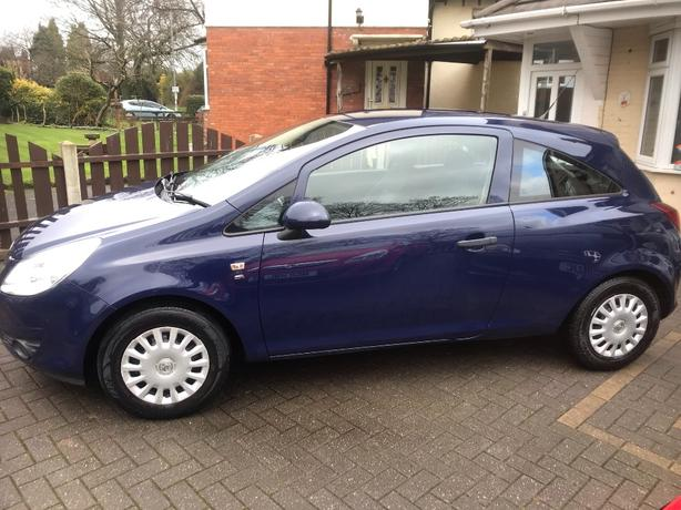 CORSA 1.0 ECOFLEX £30 TAX! drives superb!