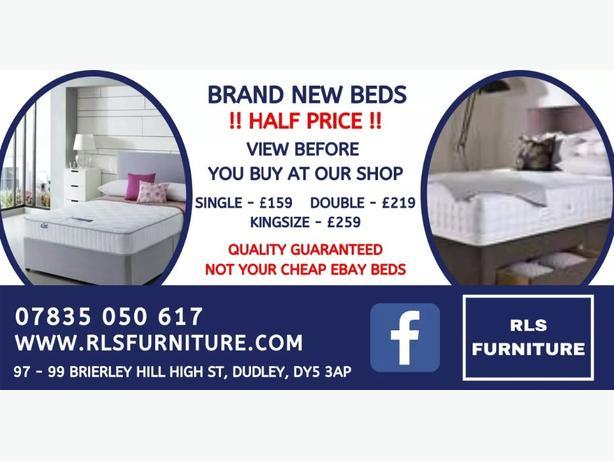 BRAND NEW DIVAN BEDS