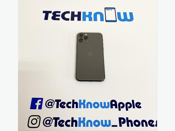 Iphone 11 pro 256GB unlocked to all networks Space Grey Unboxed