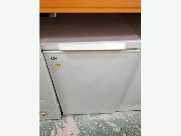 Kelvinator chest freezer with warranty at Recyk Appliances