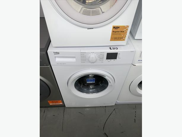 PLANET APPLIANCE - 6KG BEKO WASHER WASHING MACHINE WHITE