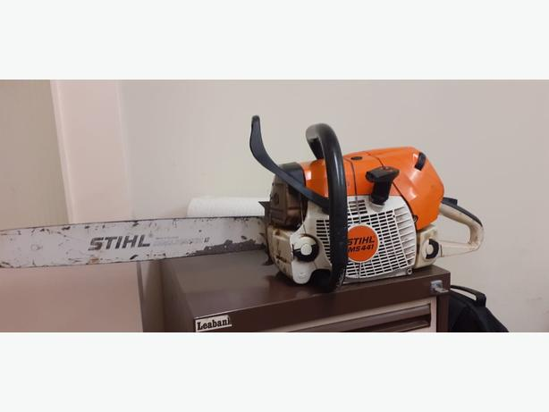 Chainsaw Ms 441 sthil very good condition