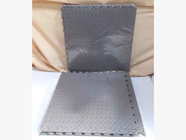 10x Foam Interlocking Mats