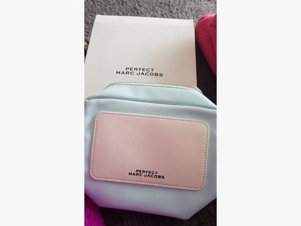 NEW - Marc Jacob's cosmetic bag