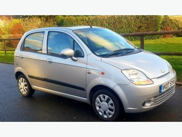 CHEVROLET MATIZ SE FLAIR 5 DOOR HATCHBACK 995 (cc) LOW MILES