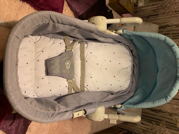 chair/bed newborn-9 months