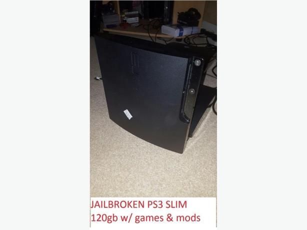 CFW JB PS3 - *MODS *ONLINE *FUN