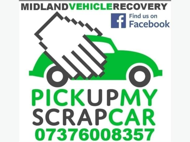 CASH FOR SCRAP CARS. ANY CONDITION