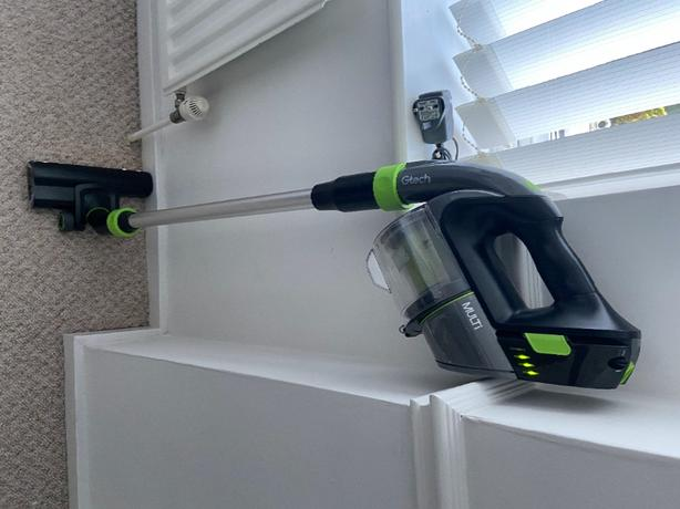 getec-rechargeable hoover