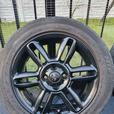 mini alloy wheels