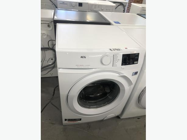 AEG 8KG WASHING MACHINE/ WASHER
