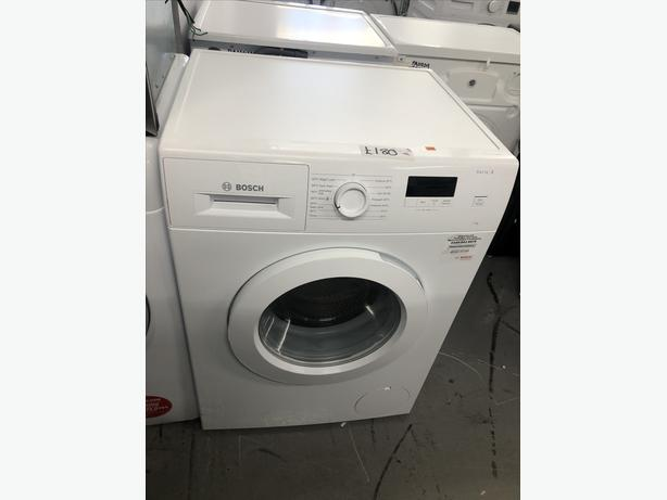 BOSCH 8KG WASHING MACHINE/ WASHER
