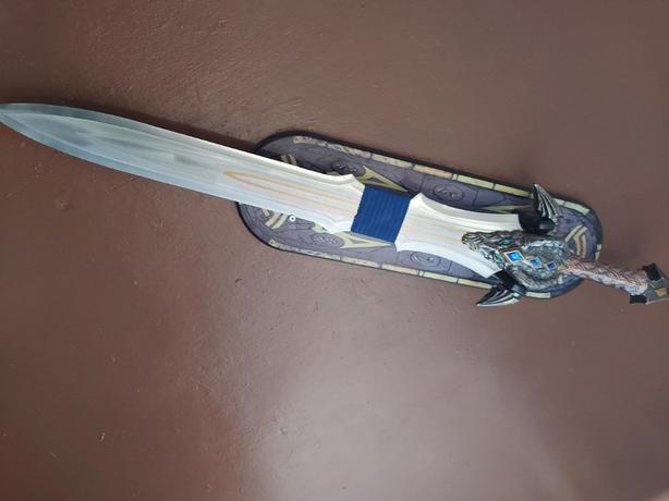 collectable  swords