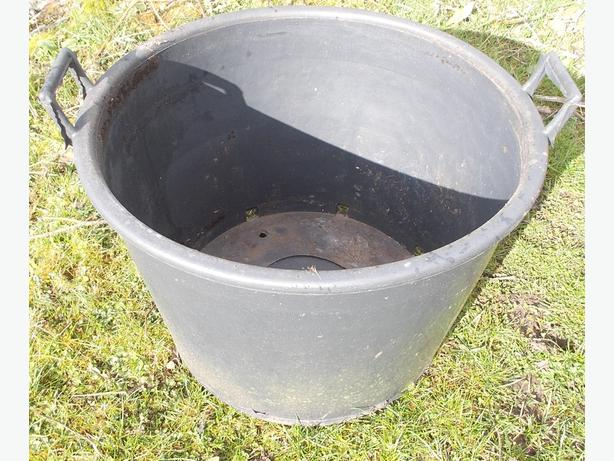 Large Heavy Duty Plastic Tub