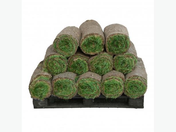 8 rolls fresh turf