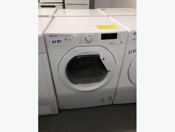 🇬🇧🇬🇧 HOOVER 9KG CONDENSER DRYER / TUMBLE DRYER 🇬🇧🇬🇧