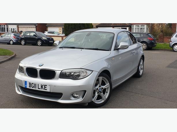 BMW 118D 2011 (12 MONTHS MOT