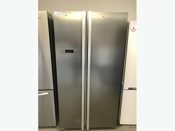 🇬🇧🇬🇧 KENWOOD AMERICAN STYLE FRIDGE FREEZER 🇬🇧🇬🇧