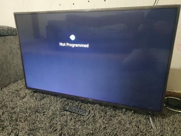 LG 42inch led full HD smart TV no offers