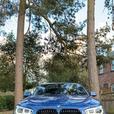 BMW 1 series, 2018 (68) Blue Hatchback, Automatic Diesel, 35,302 miles