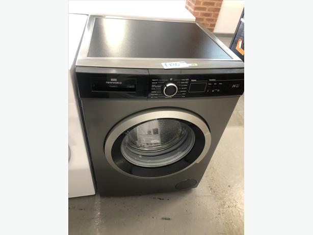 🇬🇧🇬🇧 NEWWORLD 10KG WASHING MACHINE/ WASHER - PLANET 🌎 APPLIANCE 🇬🇧🇬🇧