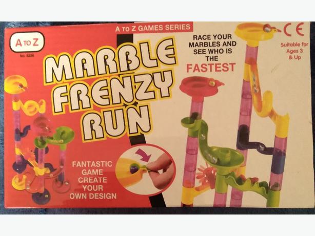 marble frenzy run